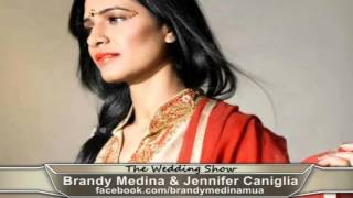 Brandy Medina & Jennifer Caniglia from Beautiful Bliss on The Wedding Show