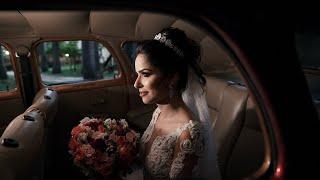 Filme do casamento de  Lais e Rafael