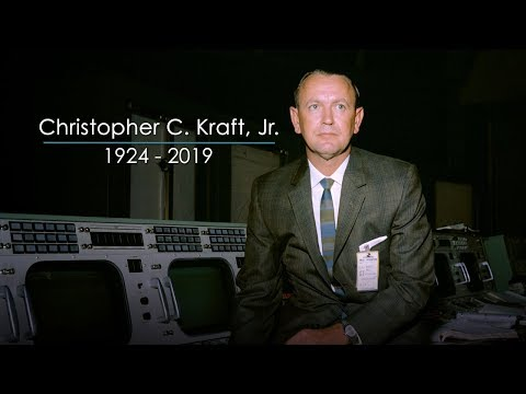 Chris Kraft, NASA's First Flight Director, Dead At 95