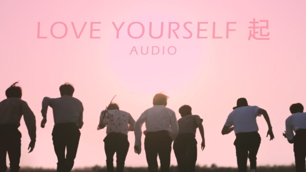 Army Quote Wallpaper 4k Bts Love Yourself 起 Audio Youtube