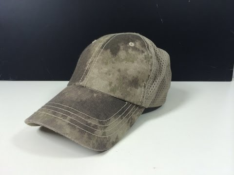ATACs And Voodoo Tactical Baseball Hat Reviews