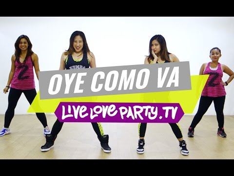Oye  | Zumba Fitness with Madelle, Kristie, Roz and Jemie | Live Love Party