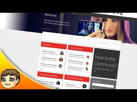 YouTube Creator Community Forum Launches! // BETA Guide