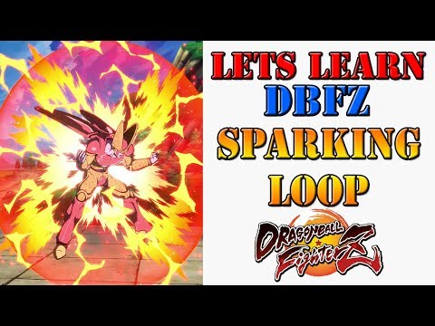 Lets learn DBFZ! - How to do Cell's new sparking blast corner loop