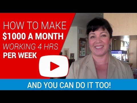 How to make 1000 dollars fast, Work at home jobs for moms, How to make extra money on the side
