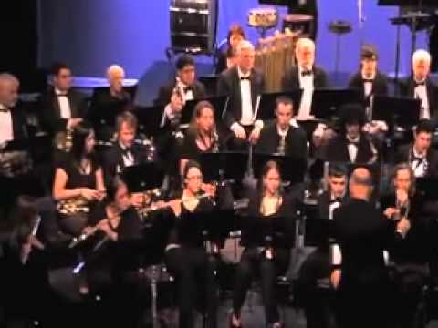 UMass Dartmouth WInd Ensemble: Trittico by Vaclav Nelhybel