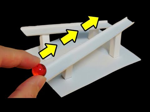 DIY Optical Illusion Kit - Slope in Defiance of Gravity
