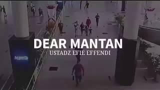 DEAR MANTAN Maafkan Aku yang Dulu - EVIE EFENDI