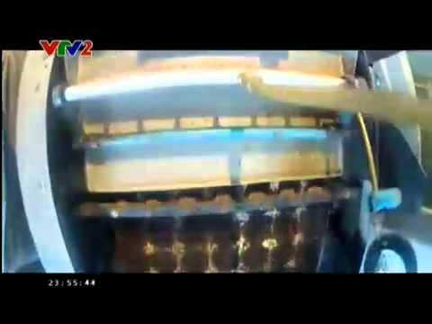 7ngaycongnghe -VTV2 Đài truyền hình Việt Nam- MÁY CHIẾU VẬT THỂ TỰ CHẾ