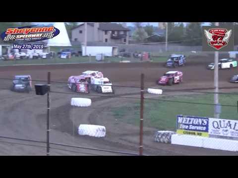 Sheyenne Speedway WISSOTA MW Modified B-Mains (5/27/19)