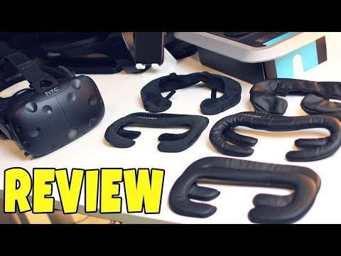 All NEW HTC VIVE VR COVER REVIEW! Which VR Cover should you get?