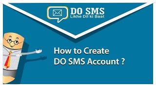 How to Create DO SMS Account | VK SOFT screenshot 4