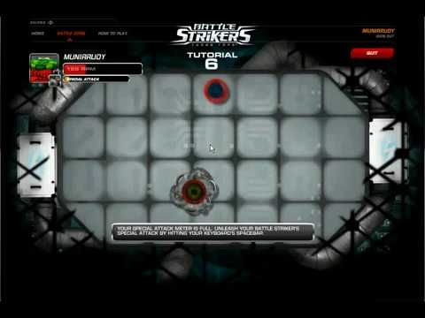 Battle Strikers : EP 1 : Tutorial : Scimtar