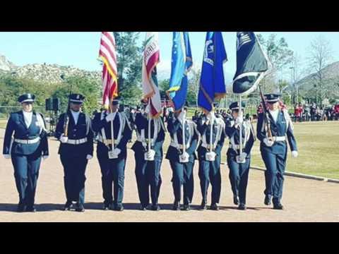 valley view high school CA-931 Jrotc recruiting video