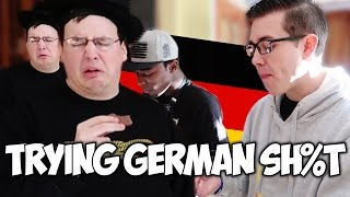 TRYING GERMAN SH%T