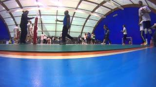 23-05-2015: Materdominivolley.it Castellana Grotte, il punto che vale la finale di Junior League