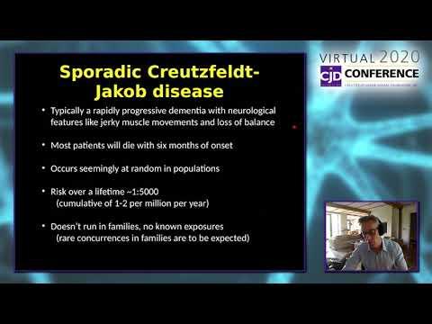 Genetic Prion Disease and How Genetics Might Help Us Understand Sporadic CJD