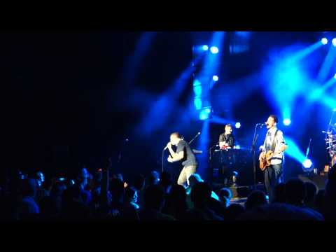 Barenaked Ladies - Pine Knob (DTE Energy Music Theater) End of Show Rap