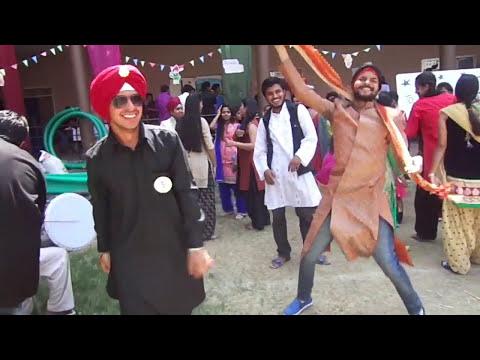 Theme day|CS/IT|Ramp Walk|Theme Dance in MIT