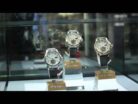 Super Time Attended In Shenzhen 2015 Watch And Clock Fair