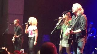 Little Big Town- Better Man Live