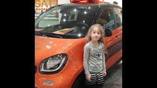 День рождения Арианы 7 годиков Торт  Ниндзяго Подарок авто  Ариана играет Рок /Ариана Голубец