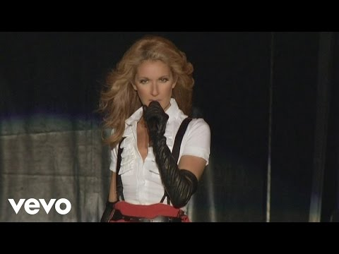 Céline Dion - Eyes On Me (VIDEO - live on tour)