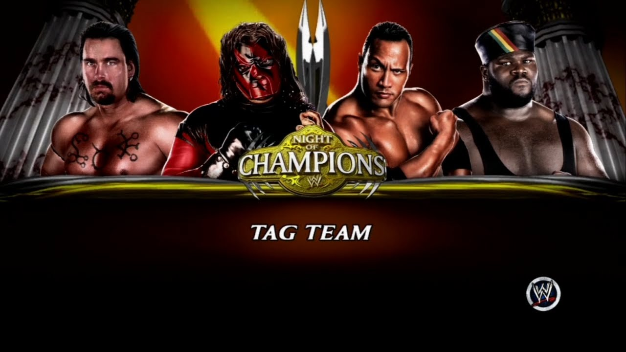 Wwf nation of domination matches