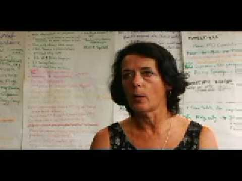 Love Canal 04, Lois Gibbs, Speaking About Situation