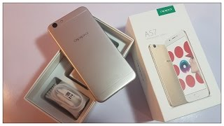 Oppo A57 Unboxing [Urdu/Hindi]