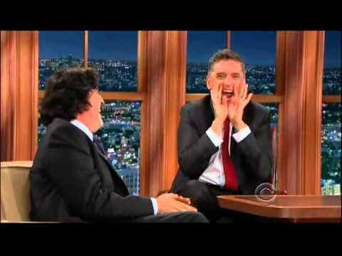 Craig Ferguson 6/25/14D Late Late Show Alfred Molina XD