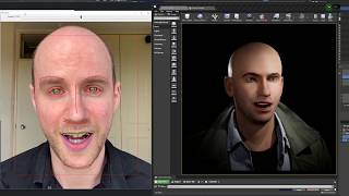 Tutorial: Free face ąnimation tool with any camera for Blender/Unreal (with example files)