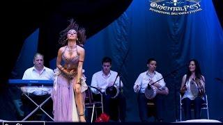 cristina oriental fest international belly dance festival