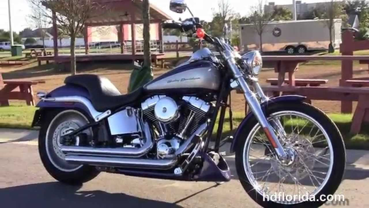 Harley Davidson Deuce >> Used 2006 Harley Davidson Softail Deuce Motorcycles For Sale In Pensacola Fl