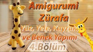Amigurumi Unicorn - Bacak, Gövde | Bölüm-3 | Amigurumi Unicorn ... | 180x320