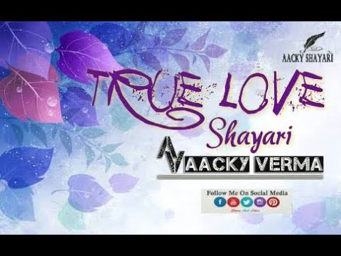 True Love Shayari Videos   Hindi Shayari Videos   Emotional Shayari Videos   True Love Status