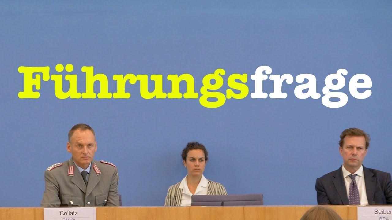 10. August 2020 - Bundespressekonferenz | RegPK