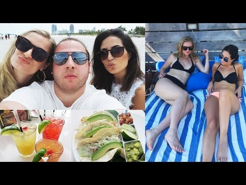 Welcome To Miami 2016 VLOG | Elle Levi