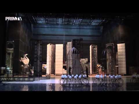 Гастроли Новосибирского Государственного театра оперы и балета во Владивостоке