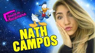 NATH CAMPOS NOS ENSEÑA SU DEPA ¡Y SU RECÁMARA! - Hasta la recámara 10