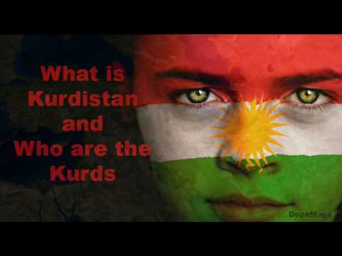 What is Kurdistan , and who are the Kurds - Explained in 4 minutes