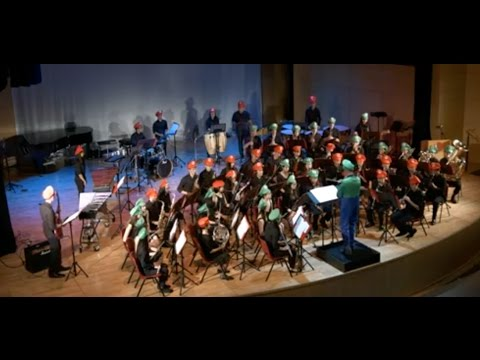 CDNIS Evening of the Arts 2017 - Symphonic Winds