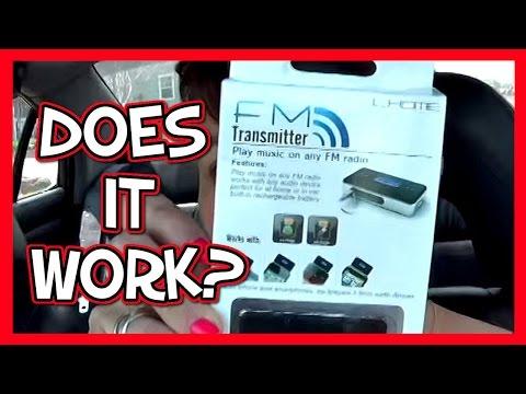 Best FM Transmitter for Car: Bluetooth Ready [2019] - Talk