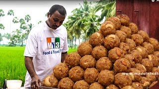 #TIRUPATI LADDU MAKING | TASTE LIKE TIRUPATI LADDU | TIRUPATI LADDU MAKING | MY3STREETFOOD
