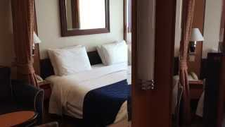 Serenade of the Seas E1 Balcony Stateroom 8598 (Radiance Class)