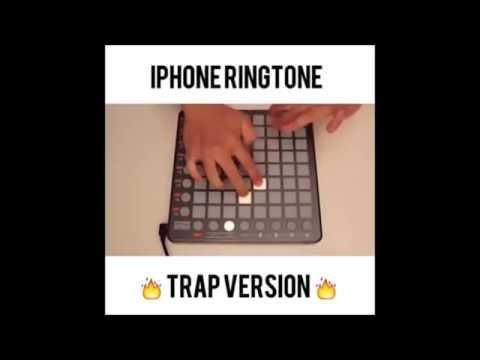IPHONE RINGTONE TRAP REMIX!!!