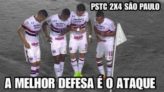 PSTC 2 X 4 SÃO PAULO NARRAÇÃO - COPA DO BRASIL 2017 thumbnail