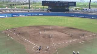 川之江高校12回裏の攻撃、1アウトランナー1、2塁から試合終了まで vs帝京第五高校(準決勝第1試合) thumbnail
