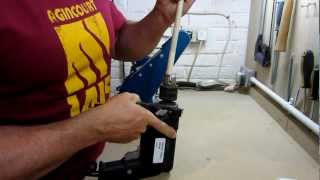 A Quick Way To Taper Arrow Shafts - Video 27