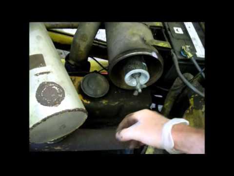 PMCS Preventative Maintenance On A JCB Backhoe and Front Loader  YouTube